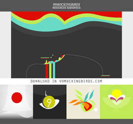 99MB texture fun pack by 99mockingbirds