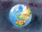Earth Day by Sarosna85