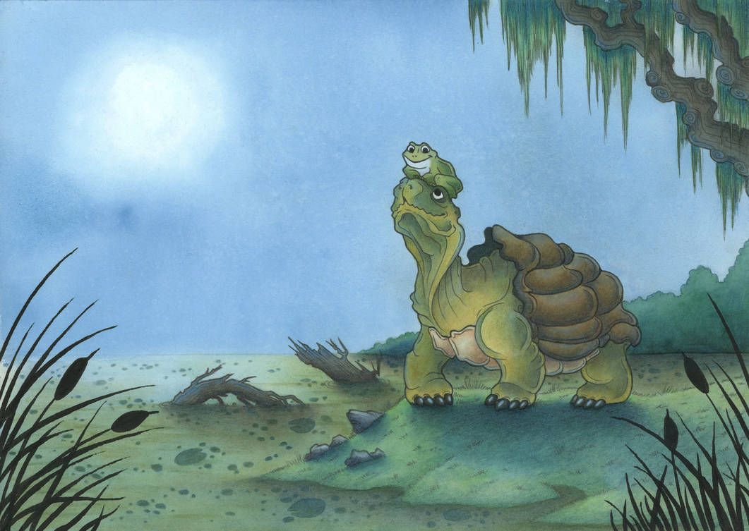 Swamp buddies