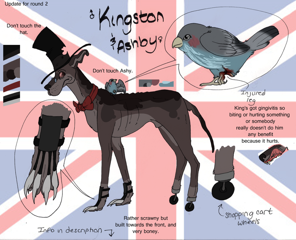 Kingston and Ashby Ref Sheet by NuclearLoop