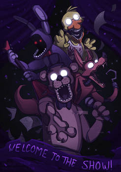 Greatest Show Unearthed: FNAF