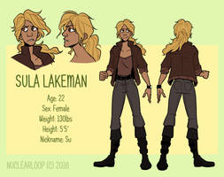 SCAPE: Sula Ref by NuclearLoop