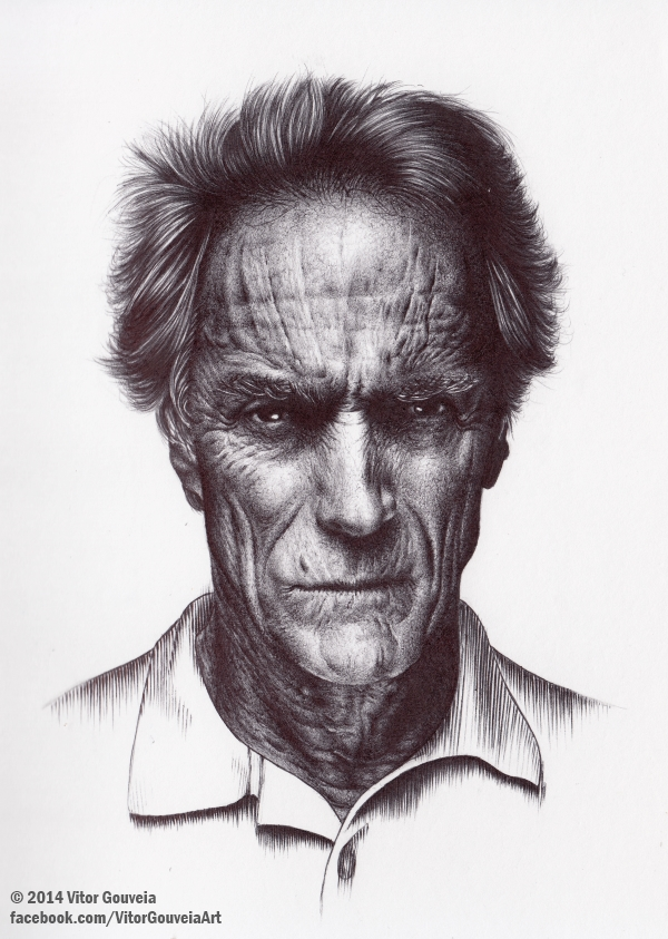 Clint - Ballpoint Pen by vitorjffg