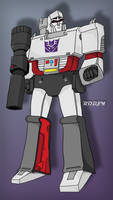 Megatron - Transformers G1