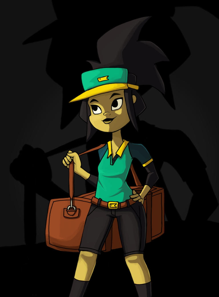 Tara by TreasureMan