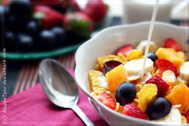 breakfast 2 by ElaynaTeos