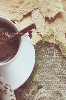 autumn. coffee