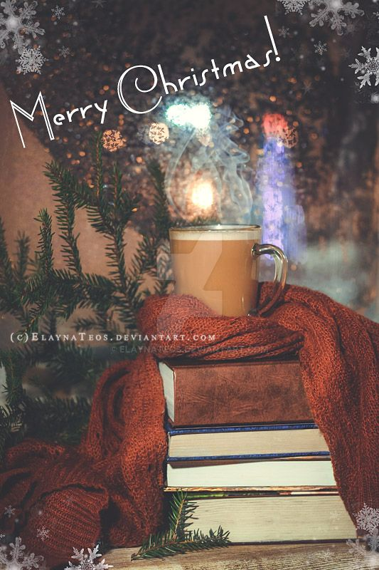 Merry Christmas 2017! by ElaynaTeos