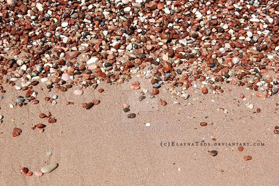 pebble by ElaynaTeos