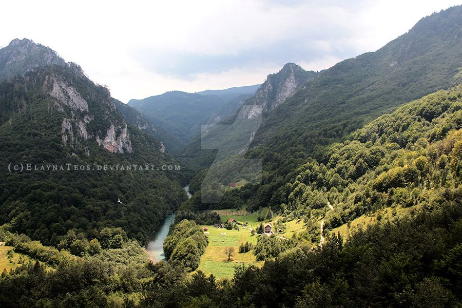 Montenegro 3 by ElaynaTeos