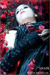 Crimson Hour by Gloria-T-Dauden