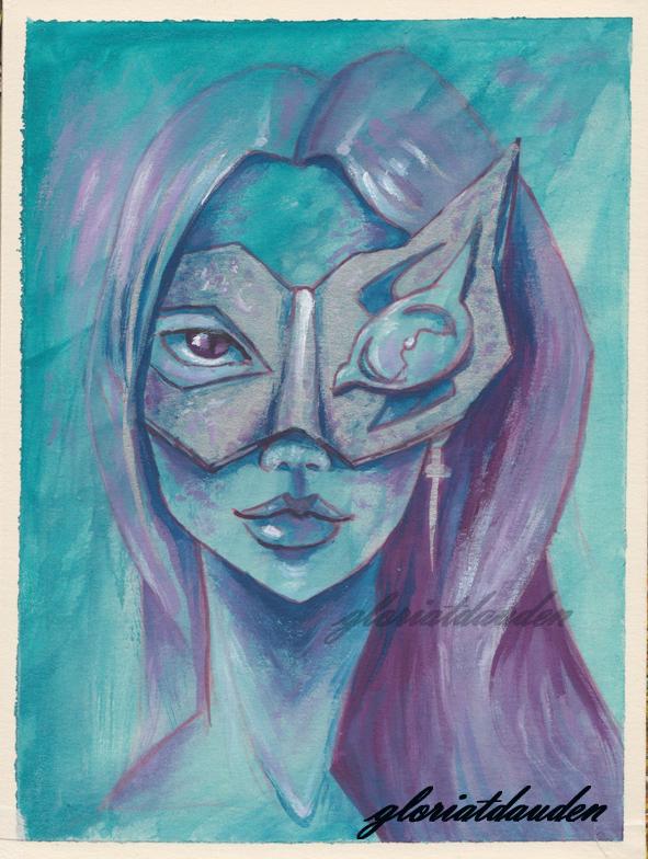Masquerade by Gloria-T-Dauden