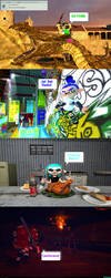 Ask the Splat Crew 17 by DarkMario2