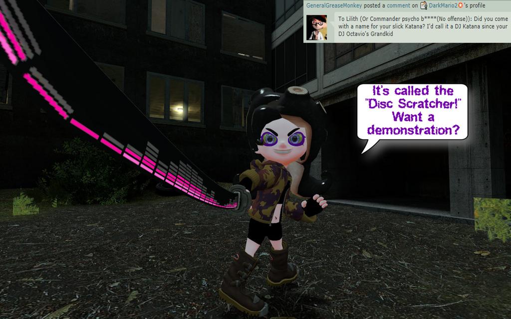 Ask the Splat Crew 1140 by DarkMario2