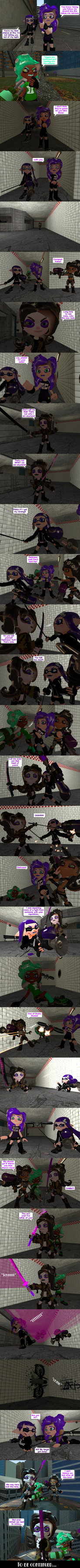 Chaos Aftermath part 5: Duel of Blades by DarkMario2