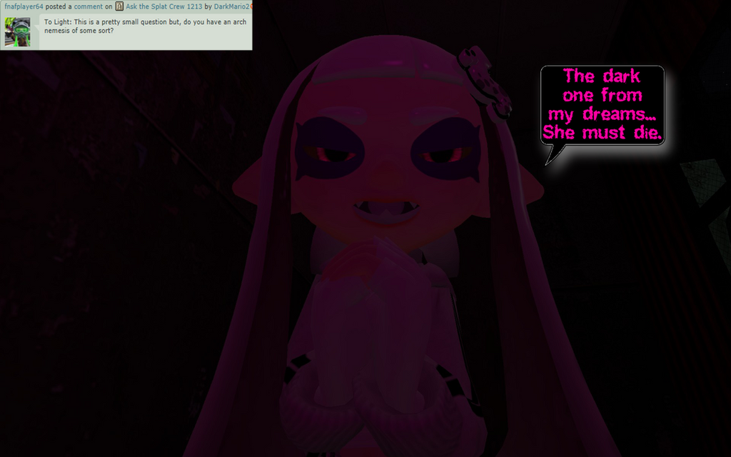 Ask the Splat Crew 1222 by DarkMario2