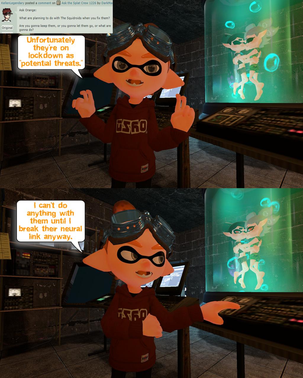 Ask the Splat Crew 1242 by DarkMario2