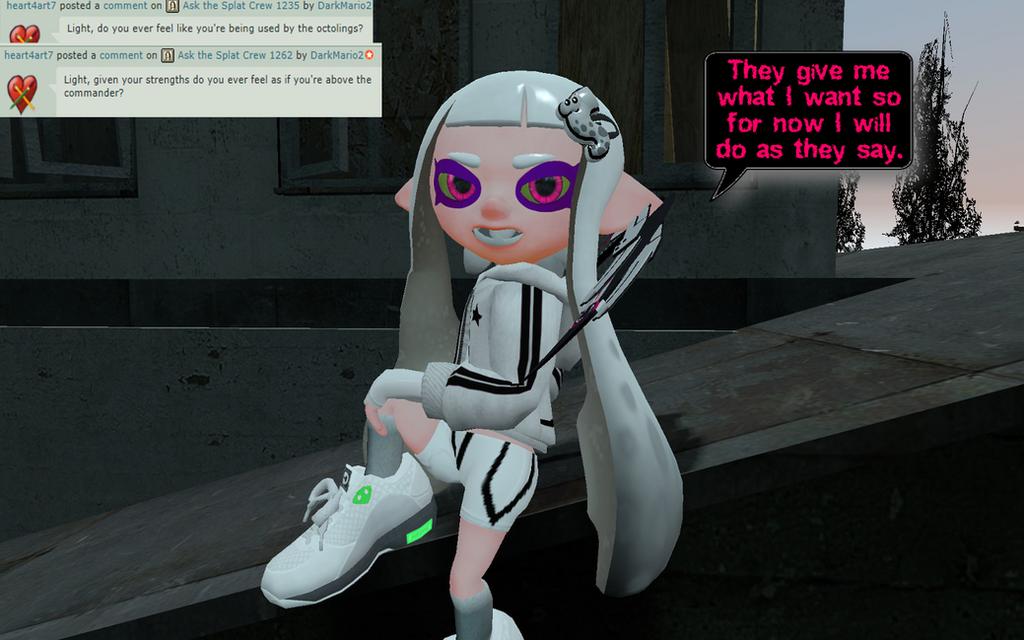 Ask the Splat Crew 1267 by DarkMario2