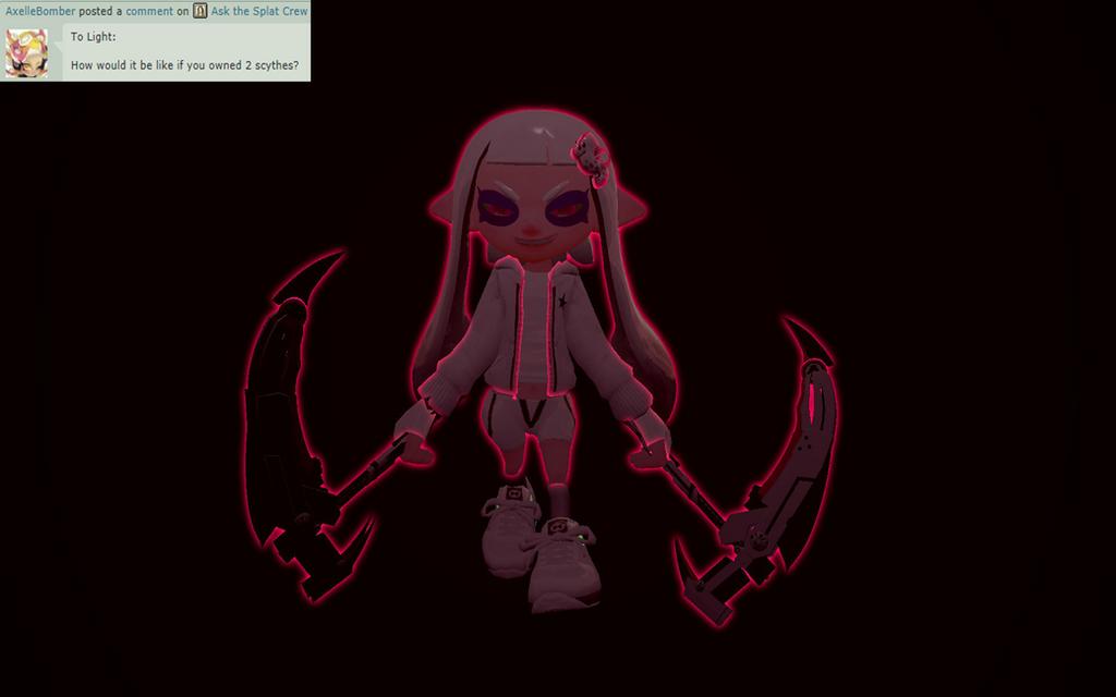 Ask the Splat Crew 1323 by DarkMario2