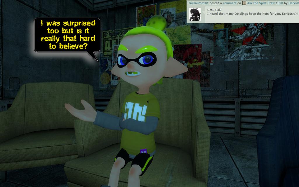 Ask the Splat Crew 1328 by DarkMario2