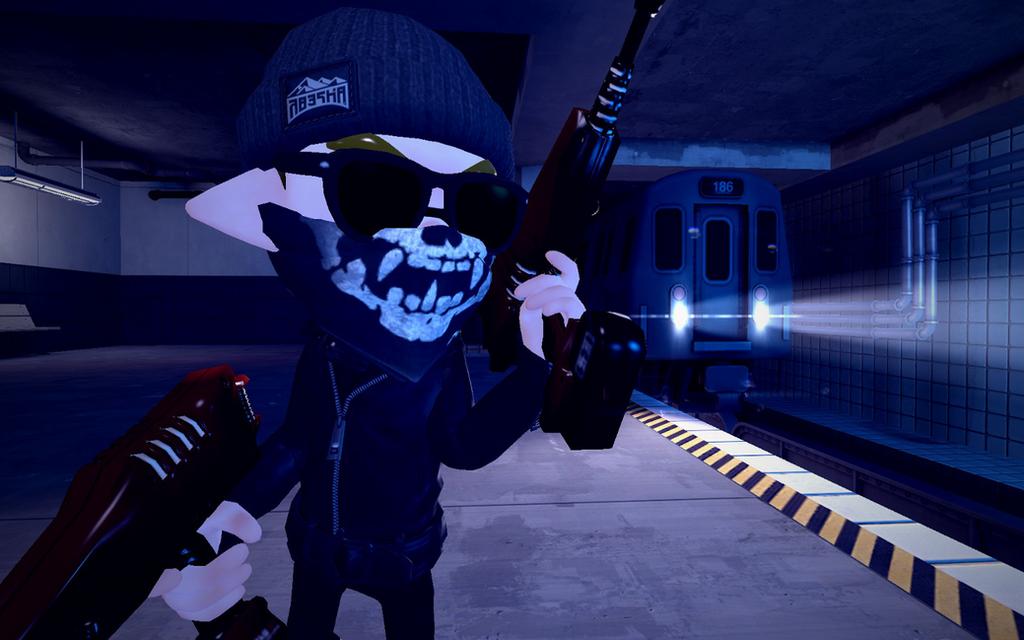 Sub Thug by DarkMario2