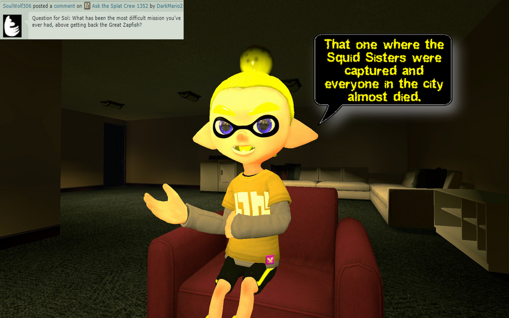 Ask the Splat Crew 1354 by DarkMario2