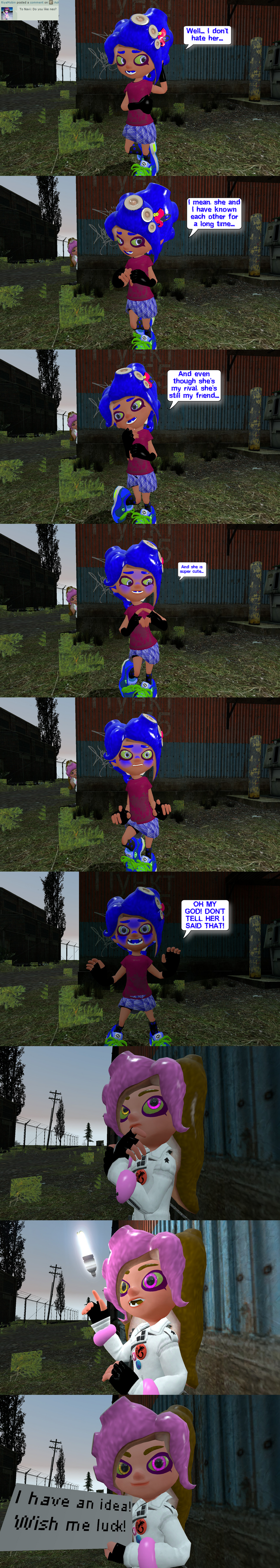 Ask the Splat Crew 1370 by DarkMario2