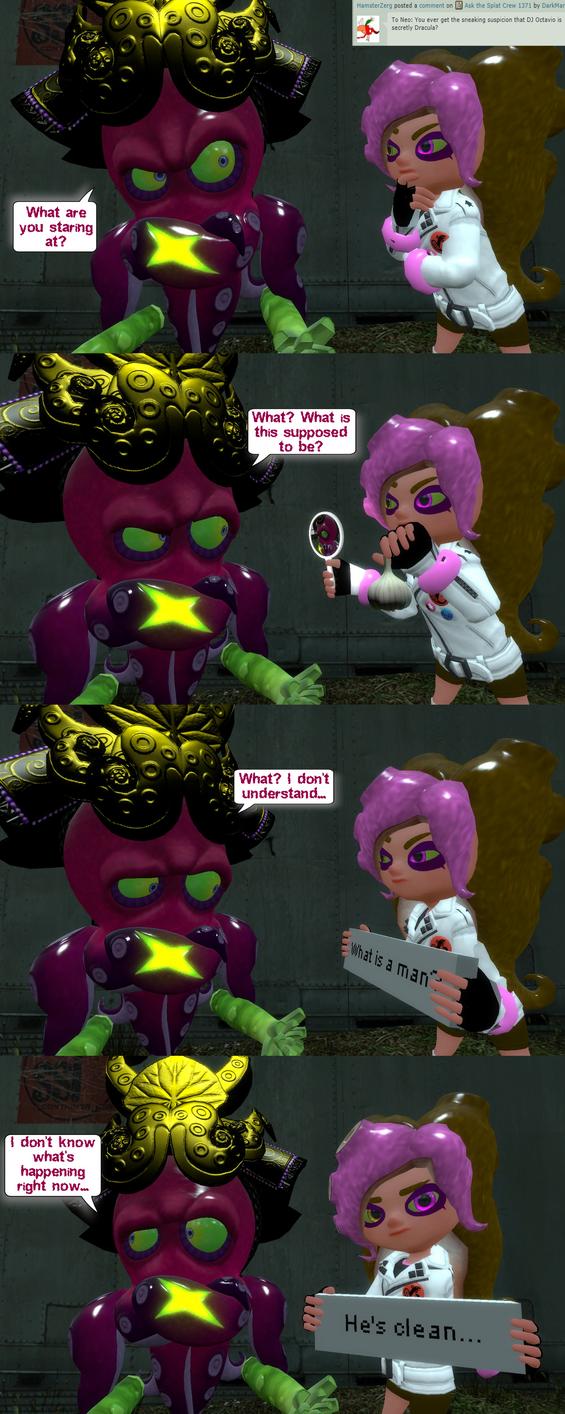 Ask the Splat Crew 1372 by DarkMario2