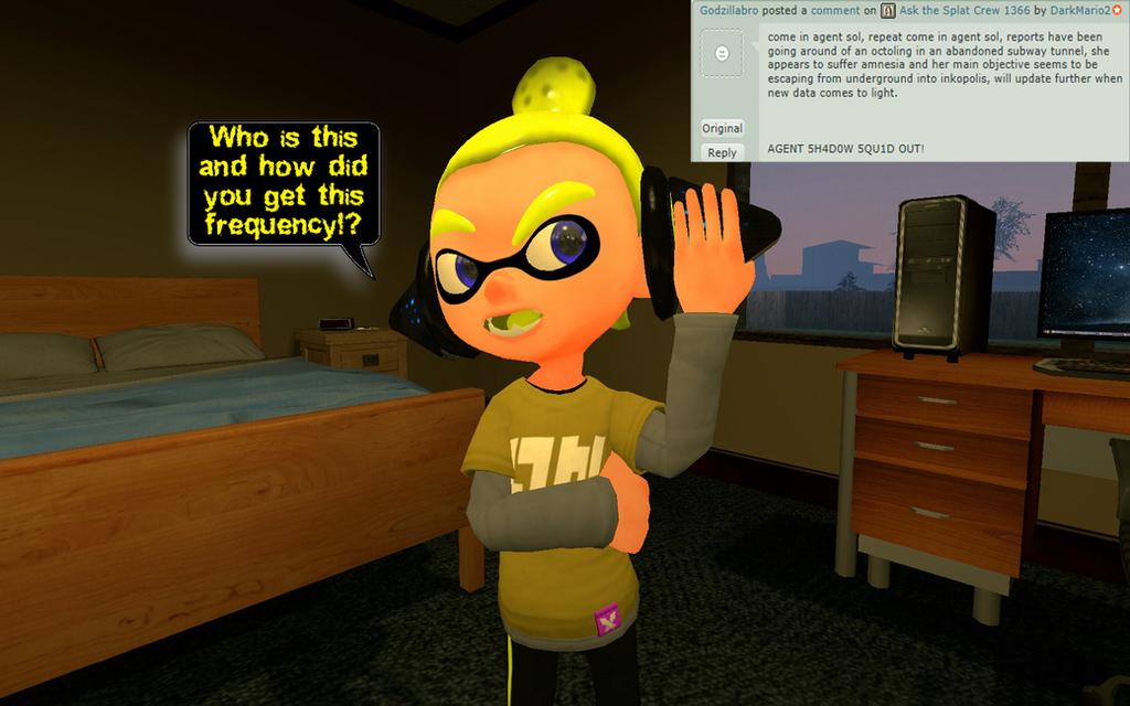 Ask the Splat Crew 1386 by DarkMario2