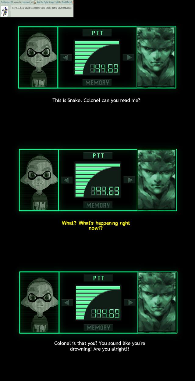 Ask the Splat Crew 1387 by DarkMario2
