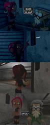Eight Below Part 4: Abandoned Station by DarkMario2