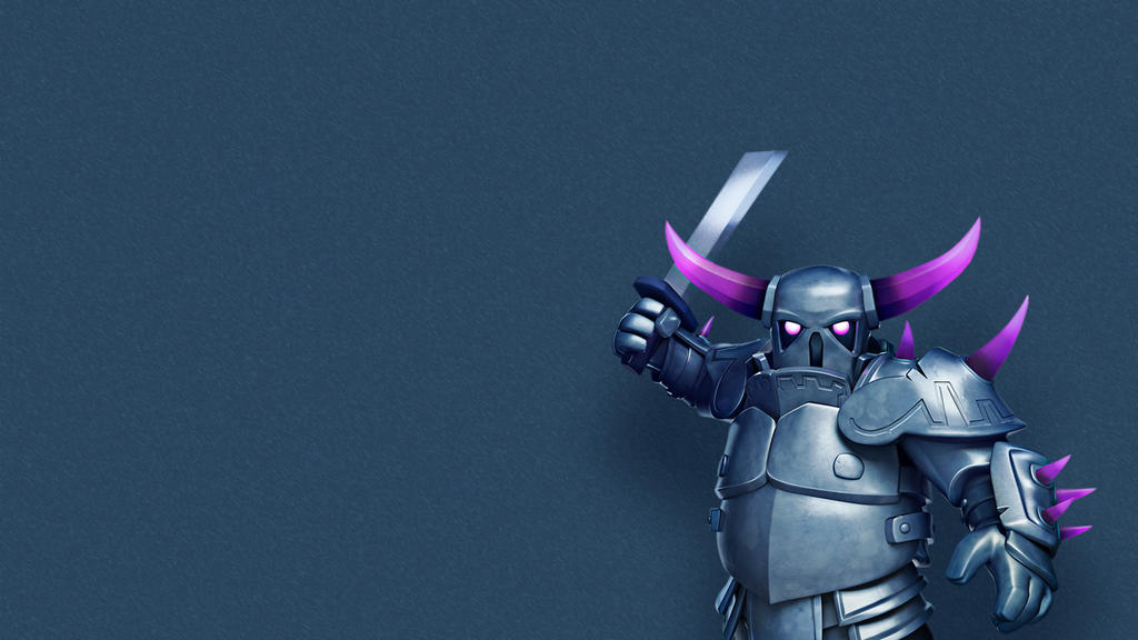 Clash Of Clans Wallpaper - Pekka by CreativeBooom on ...