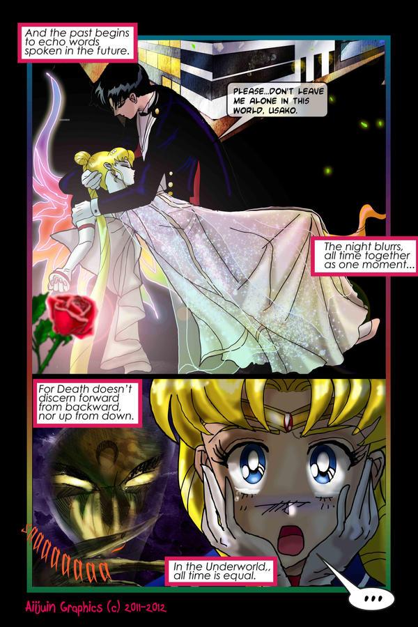 Crystal Millennium 0080 by AiijuinGraphics