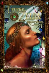 LOZ - Restoration Cover 2 by RCopeland-AiijuinArt