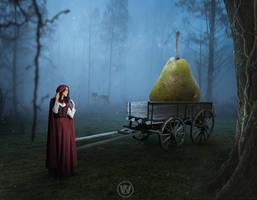 Big Fruit by Wiyarsena