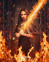 In Flames by Wiyarsena