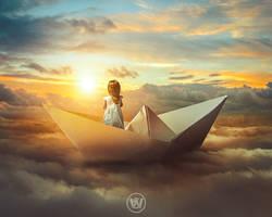 The Boat by Wiyarsena