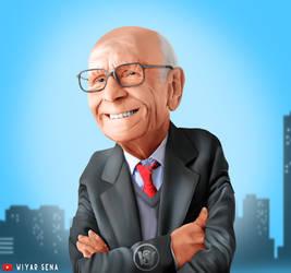Old Man - Caricature