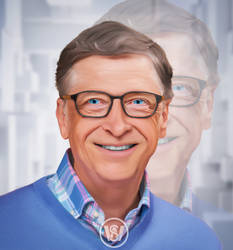 Bill Gates - Smudge