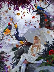 Snow Dream of Lolita by ArtzIGOR