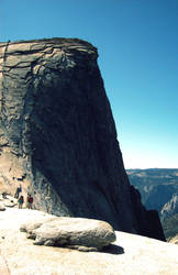 Half Dome by ericinprogress