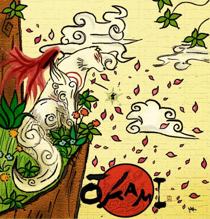 okami by LoLoxD