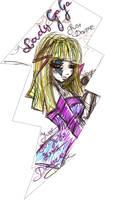 lady gaga by LoLoxD