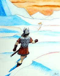 Conan and the Frost Giant's Daughter