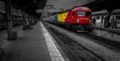 Royal Train by TM-Photos