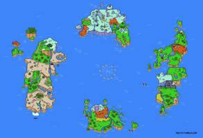 Super Azeroth World by sorenutz007