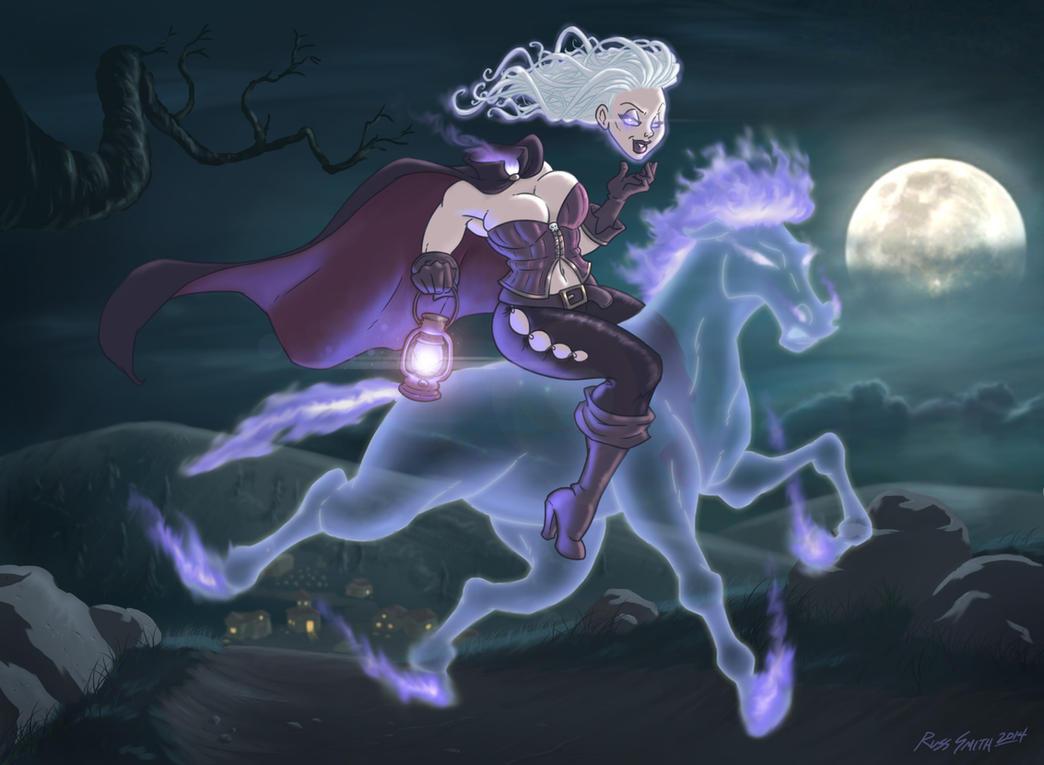 Headless Horsewoman by sorenutz007