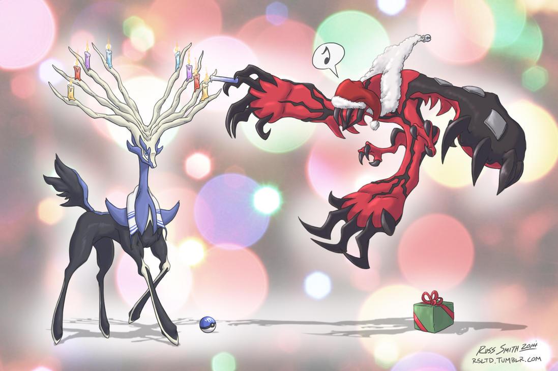Legendary Holiday by sorenutz007