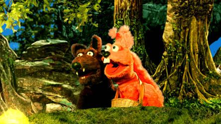 muppets by anuszkiewicz