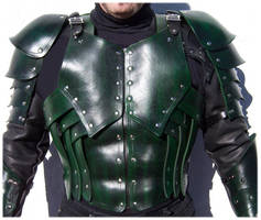 Drizzt breastplate by dale-elad